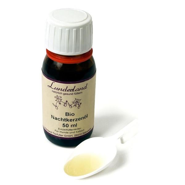 Lunderland Bio Nachtkerzenöl