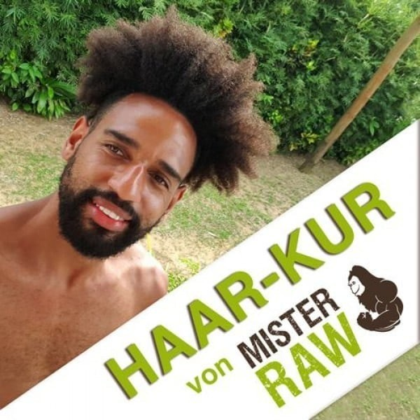 Grundpaket für Haarkur Mr Raw