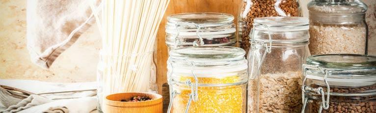 Reis, Pasta, Getreide & Hülsenfrüchte