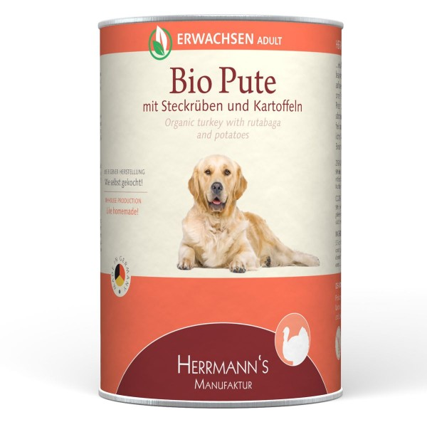 Herrmanns Selection Bio Pute