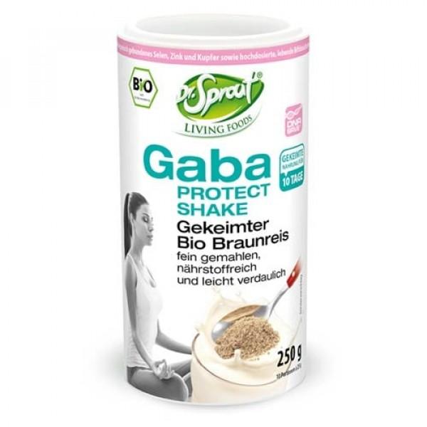 Dr. Sprout Gaba Protect Shake aus gekeimtem braunem Reis B-Ware