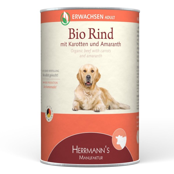 Herrmanns Selection Bio Rind