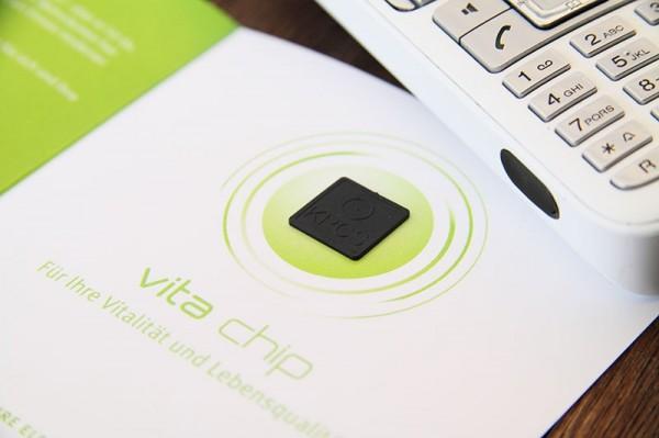 """Vita Chip """"E"""" Bio Transmitter"""