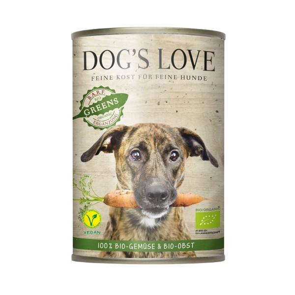 Dogs Love B.A.R.F. Bio Greens
