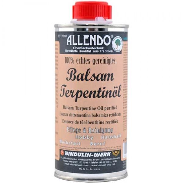 Balsam Terpentinöl, naturreines ätherisches Kiefernöl mehrfach rektifiziert, 50ml oder 250ml