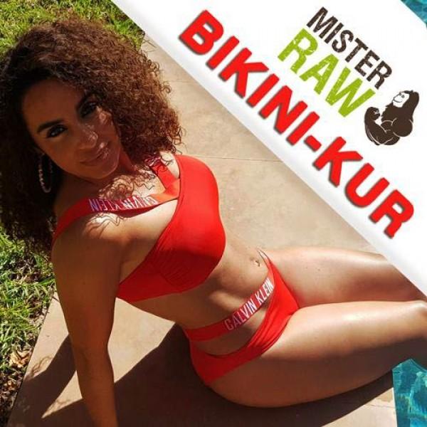 Bikini-Kur von Mr. Raw - Anleitung