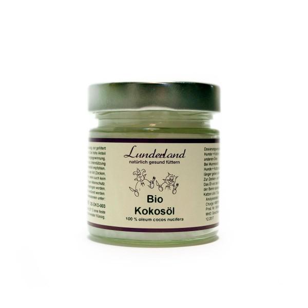 Lunderland Bio Kokosöl