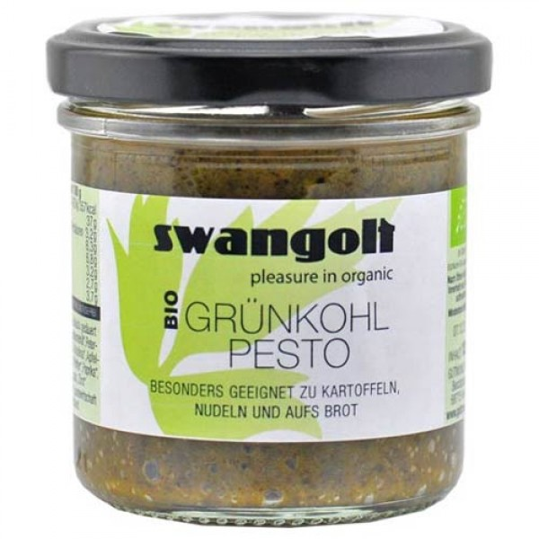Grünkohl Pesto -BIO-