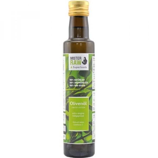 Olivenöl extra nativ - extra vergine, kaltgepresst & ungefiltert