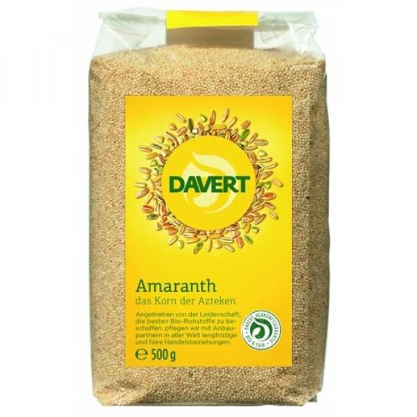 Amaranth, Davert, 500g