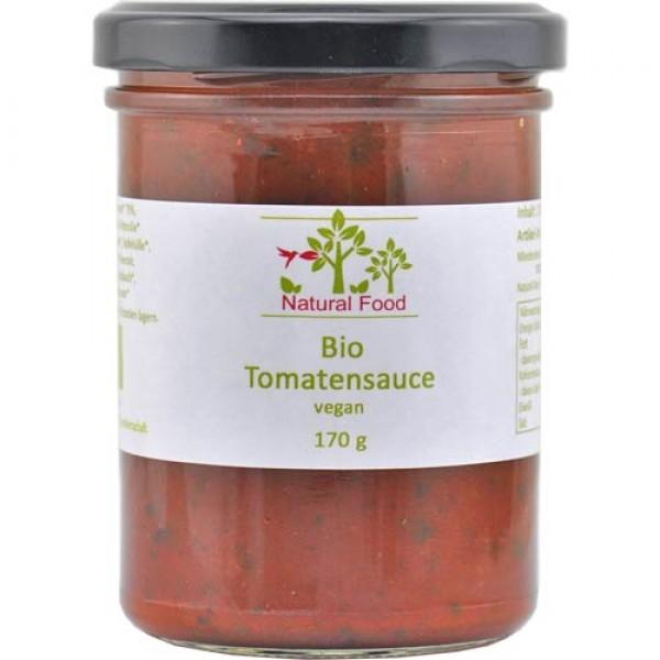Bio Tomatensauce, 170g, vegan