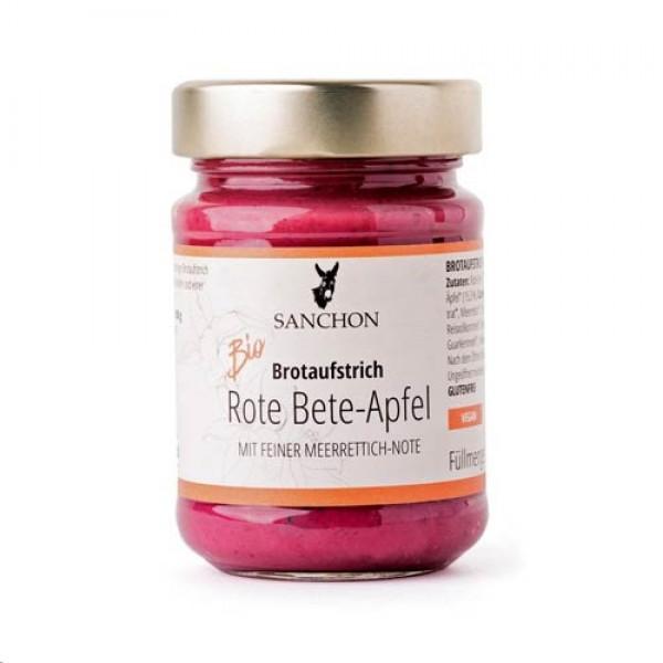 Brotaufstrich Rote Bete Apfel - BIO -