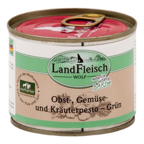 Landfleisch Wolf Pesto Grün