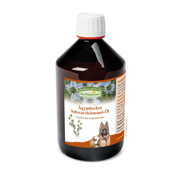 PerNaturam Ägyptisches Schwarzkümmel Öl