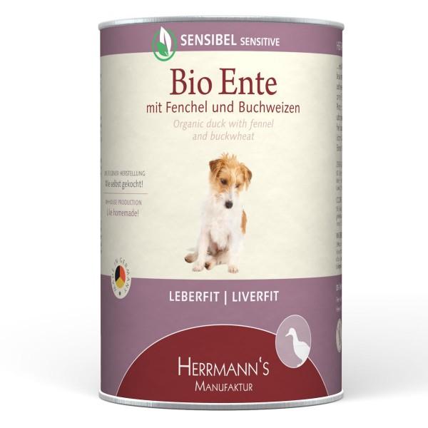 Herrmanns Selection Sensibel Bio Ente